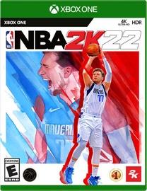 Игра Xbox One 2k Games NBA 2K22