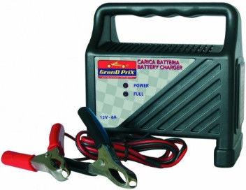 Зарядное устройство Bottari Grand Prix 6A, 12 В
