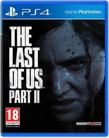 PlayStation 4 (PS4) mäng The Last of Us Part II PS4
