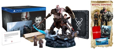 God of War Collector's Edition PS4