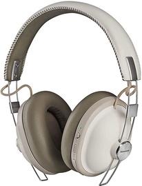 Ausinės Panasonic RP-HTX90NE White, belaidės