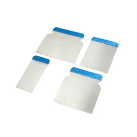 Okko Plastic Scraper 4pcs