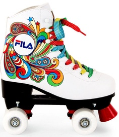 Ролики Fila Bella 013017007 White, 31