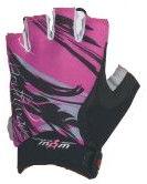 Northwave Crystal Short Gloves Black/Purple L