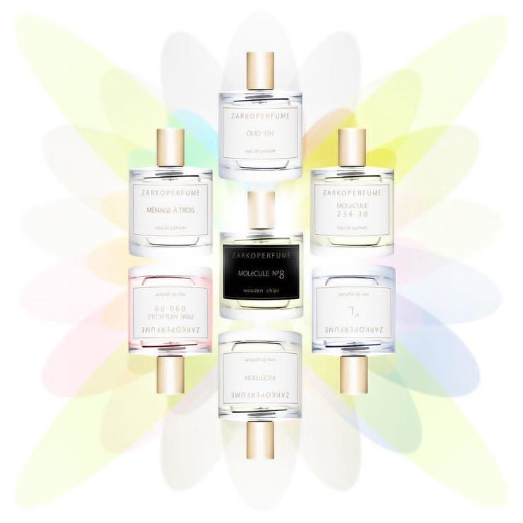 Parfüümid Zarkoperfume Pink Molecule 090.09 100ml EDP