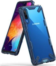 Ringke Fusion X Back Case For Samsung Galaxy A50 Blue