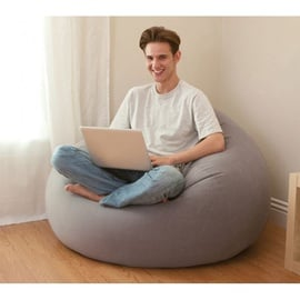 Pripučiamas fotelis Intex Beanless Bag