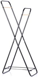 Homede Oxen Coatrack Black 66x43x153cm