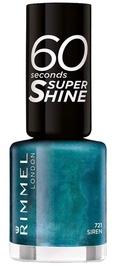 Rimmel London 60 Seconds Super Shine 8ml Nail Polish 721