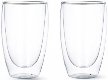 Topeltseintega klaaside komplekt (2 tk) 450ml.