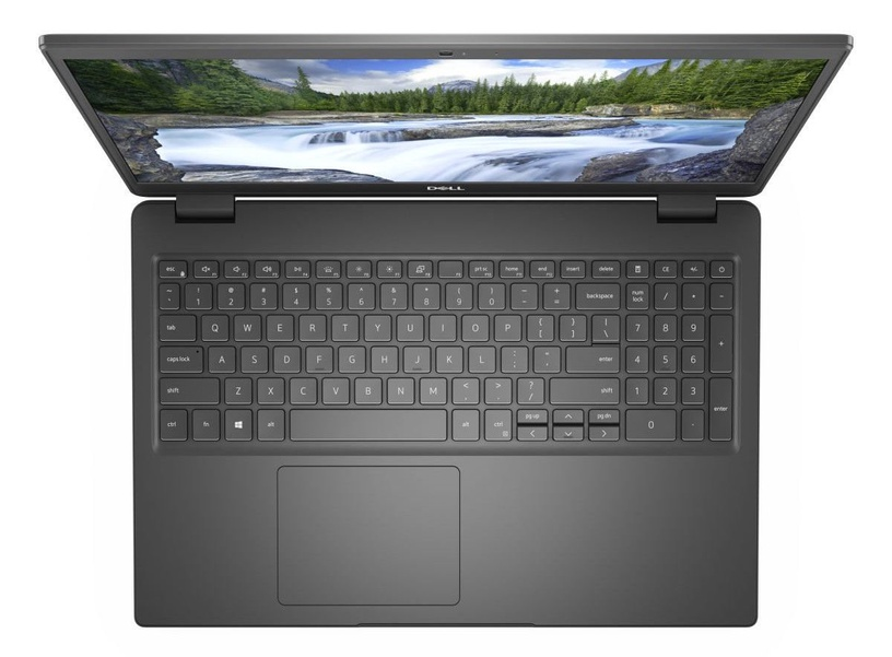 "Nešiojamas kompiuteris Dell Latitude 3510 Black N017L351015EMEA PL Intel® Core™ i7, 8GB/256GB, 15.6"""