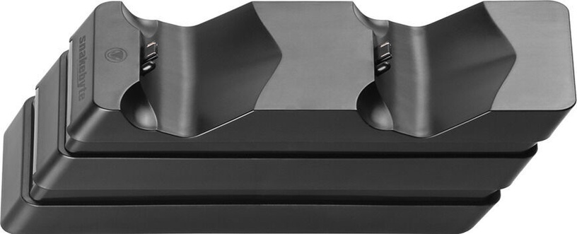 Зарядное устройство Snakebyte Twin:Charge 4 PS4 Black