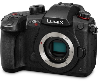Panasonic Lumix DC-GH5S + G Vario 12-60mm F3.5-5.6 Lens Black