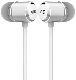 Ausinės VIDVIE HS605N Silver/White
