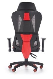 Halmar Domen Office Chair Grey/Red