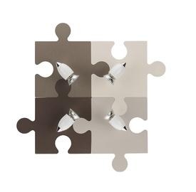 Seinavalgusti Puzzle  4x35W