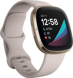 Fitbit Sense White/Gold