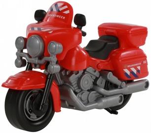 Žaislinis motociklas Wader Fireman Motorcycle