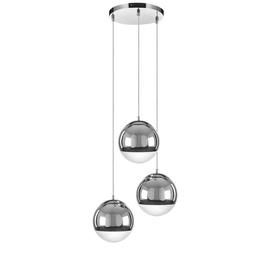 Griestu lampa Britop Gino 5801328 E27, 3x60W