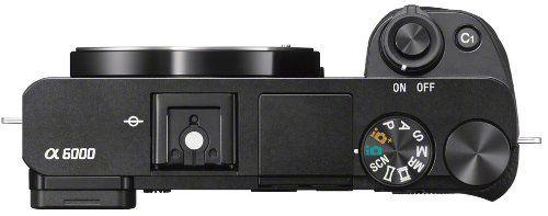 Sony Alpha A6000 Black + 16-50mm / 55-210mm KIT