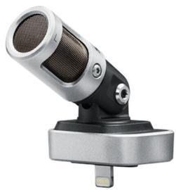 Микрофон Shure SH MV88, серебристый