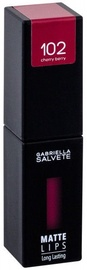 Gabriella Salvete Matte Lips Long Lasting Lipstick 4.5ml 102