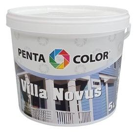 Fasado dažai Pentacolor Villa Novus, pilki, 5 l