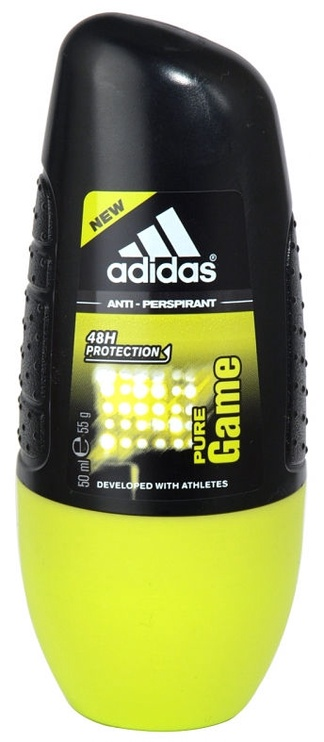 Adidas Pure Game 50ml Deodorant Roll On