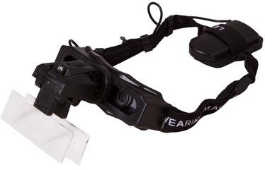 Levenhuk Zeno Vizor H4 Head Magnifier