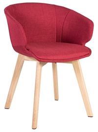 Home4you Chair Harding Red 27608