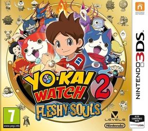 Игра Yo-Kai Watch 2: Fleshy Souls 3DS