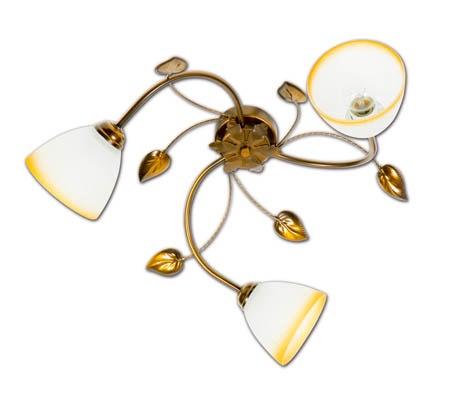LAMPA GRIESTU BLUSZCZ-3R 3X60W E27