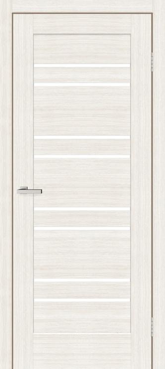 Полотно межкомнатной двери Rino 01, серый, 200 см x 60 см x 4 см
