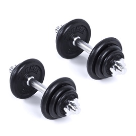 Spokey Egir Dumbell Set 20kg