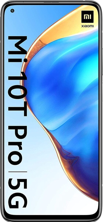 Мобильный телефон Xiaomi Mi 10T Pro 5G, серебристый, 8GB/256GB