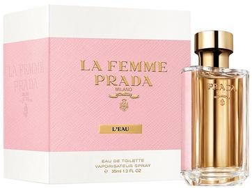 Tualettvesi Prada La Femme L'Eau 35ml EDT