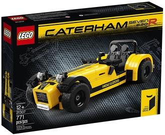 Konstruktor LEGO Ideas, 771 tk