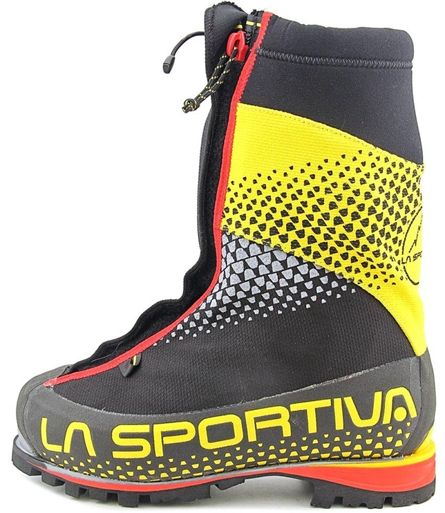 La Sportiva G2 SM Black Yellow 40