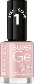 Rimmel London Super Gel By Kate 12ml 021