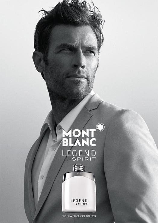 Mont Blanc Legend Spirit 100ml EDT + 100ml After Shave Balm + 100ml Shower Gel