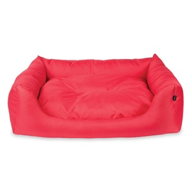 Amiplay Dog Cushion Red Medium 68x56x18cm