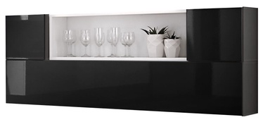 ASM Blox SB II Hanging Cabinet Set Black/White