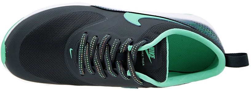 Nike Sneakers Air Max Thea Print GS 820244-002 Black 35.5