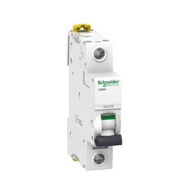 Automatinis jungiklis Schneider IC60N, 1P, C, 50A, 10kA