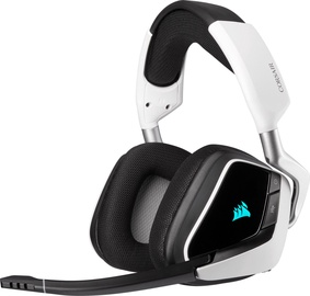 Corsair VOID RGB Elite Wireless Gaming Headset White