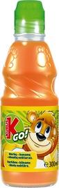 Bananų, morkų, obuolių nektaras Kubuš Go, 0.3 l