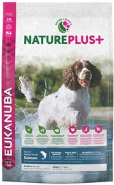 Eukanuba Nature Plus Adult Medium Breed With Salmon 2.3kg
