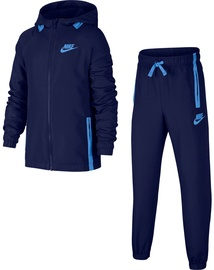 Nike Tracksuit B NSW Winger In JR 939628 478 Blue M