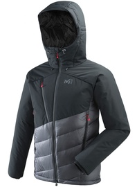 Millet Elevation Dual Down JKT Black Grey L
