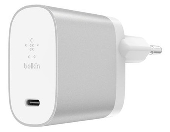 Belkin Boost USB Type-C Wall Charger Silver